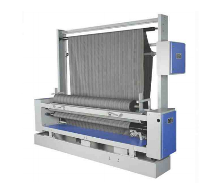 BRM - rolling, measuring, and cutting machine