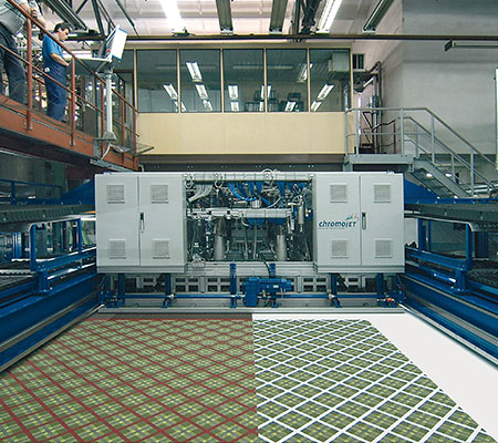 ChromoJET Printing Machine