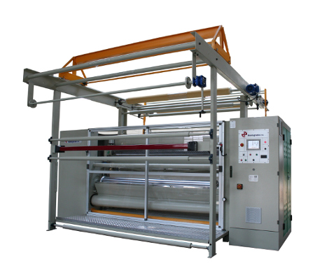 Combined polishing and shearing machine
