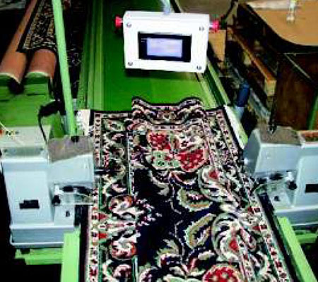 Carpet Confection Line