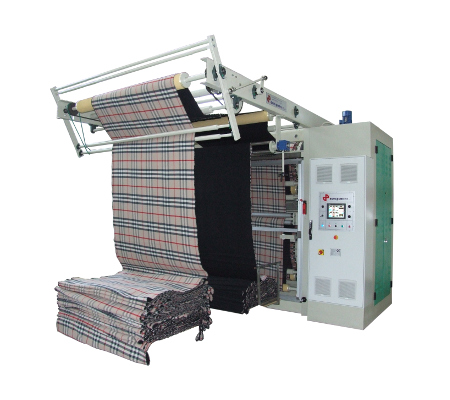 Woven, knit, and denim finished fabric processing