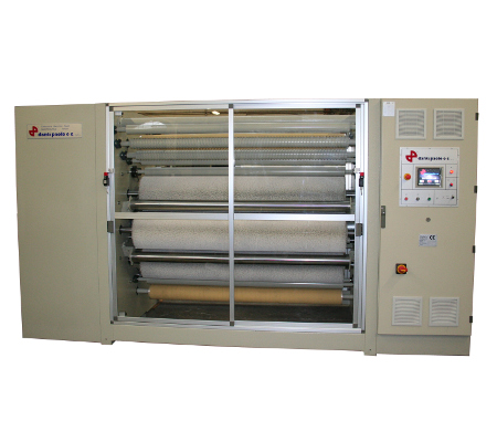 Drum Type Sueding Machine