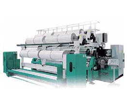 Tricot Weft Insertion Machines