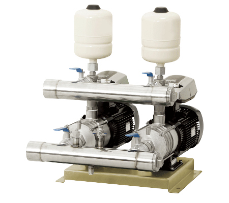 HyP-DUAL (High Pressure Water Pump)