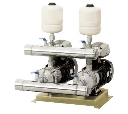 HyP-DUAL (High Pressure Water Pump)