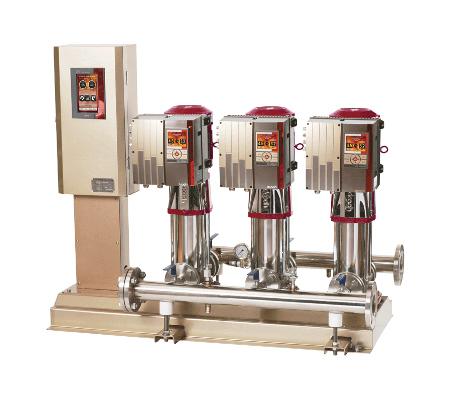 Water Pressure Booster Pump: HyP-ULTRA