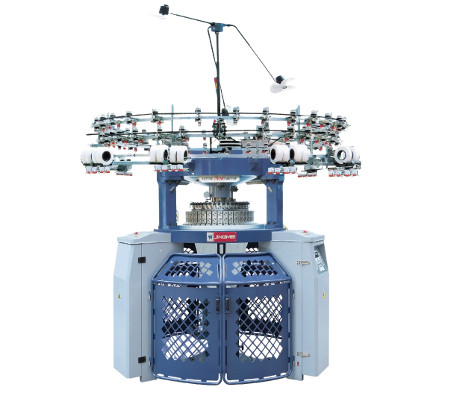 JT HSBZ DJ high speed body size double jersey machine