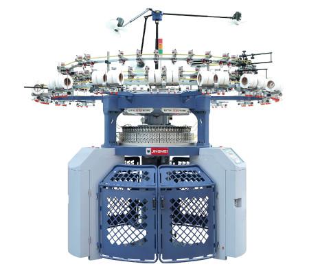 JT DJ RIB double jersey rib machine