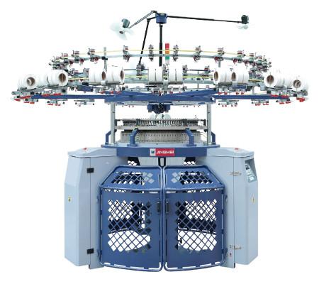 JXP SJ single jersey machine