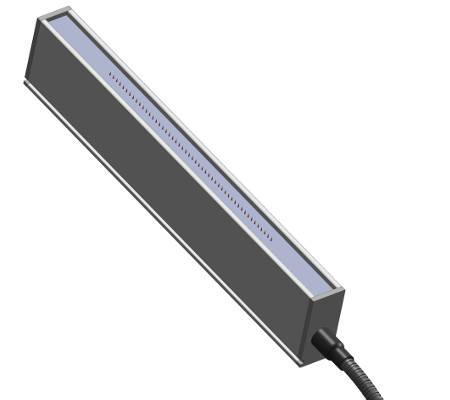 Linear static charging bars