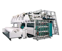 RS MSU S-V Raschel Weft Insertion Machines