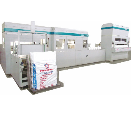 Automatic Cone Packing System