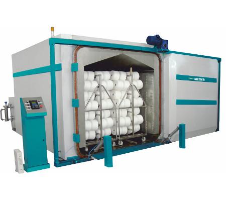 Yarn Conditioning Plant - YCP NG UF