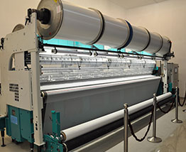 Tricot Warp Knitting Machines