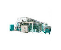 Wefttronic RS Raschel Machines
