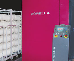 Xorella XO Select Vacuum Conditioning and Heat Setting Machine