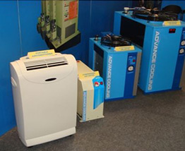Advance Cooling Compressed Air Dryer