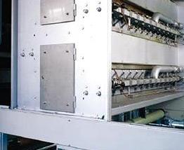 CDR IR dryer upgrade