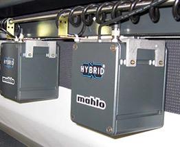 Hybrid Scanning System