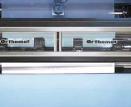 Orthomat MFRC Fine-tune Weft Straightener