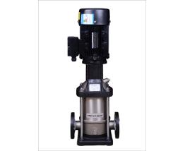 TeraFlow Vertical Multistage SS Sheet Metal Pumps