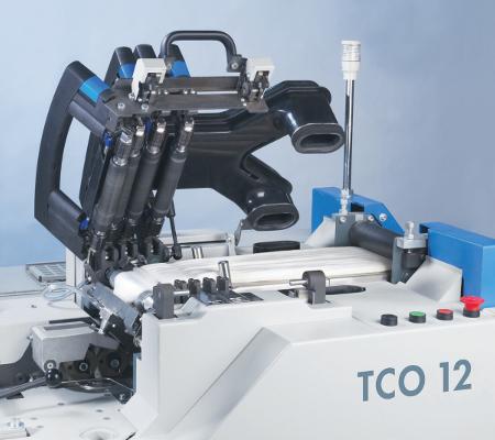 Toyota-Trützschler Comber TCO 12