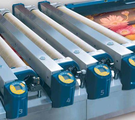 Rotascreen Rotary Printing Machines