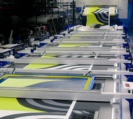 Magnoprint Flat Bed Screen Printing Machines
