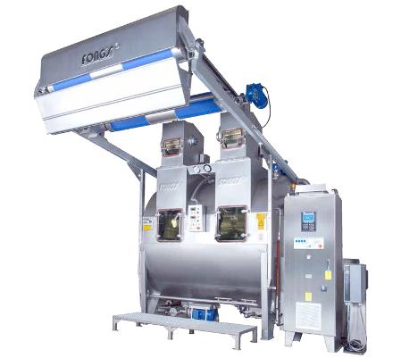 TEC 38 Atmospheric Dyeing Machine