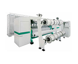 Raschel Warp Knitting Machines