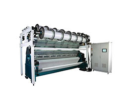 Raschel Knitting Machines