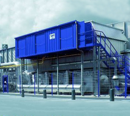 Energy/Solvent Recovery Systems