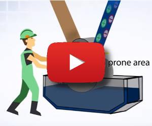 Valence ATEX-certified Valstat® VR20X static eliminating bars